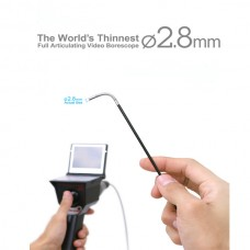 VJ-ADV 2.8mm dia. x 1m Articulating Videoscope