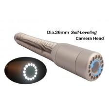 Self Levelling 26mm dia Camera Head