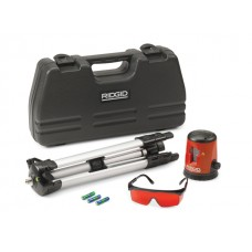 Ridgid Micro CL-100 Self-Leveling Cross-Line Laser 38758