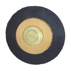 "Lockfast 4"" Rubber Plunger c/w Rubber Discs"