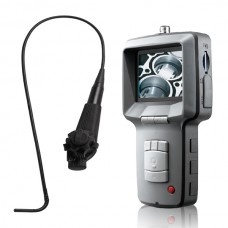 ME LCD SD Card Articulating Endoscope