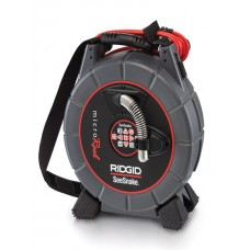 Ridgid MicroDrain 20m Reel with CA-350 Cable 37518