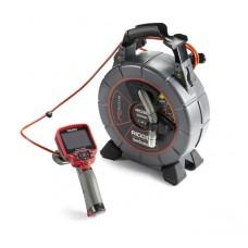 RIDGID MicroReel L100 with CA350x Camera 56668