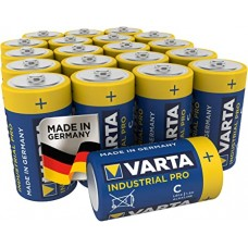 VARTA Industrial PRO Batteries C Cell Pk of 10