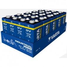VARTA Industrial PRO Batteries PP3 Pk of 10