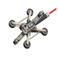 """Wheeled Skid for 9"""" - 12"""" Pipes"""