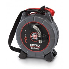 Ridgid MicroReel L100C 30m with CA I/C Cable 35218