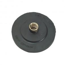 "Lockfast 6"" Rubber Plunger c/w Rubber Discs"